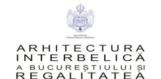Arhitectura Interbelică-afiș