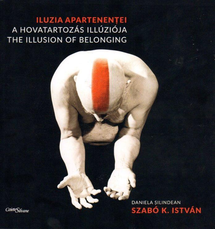 Album SZABÓ K. ISTVÁN- Iluzia apartenenței afiș