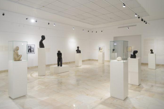 Constantin Brâncuși expus la bienala Europalia de la Bruxelles