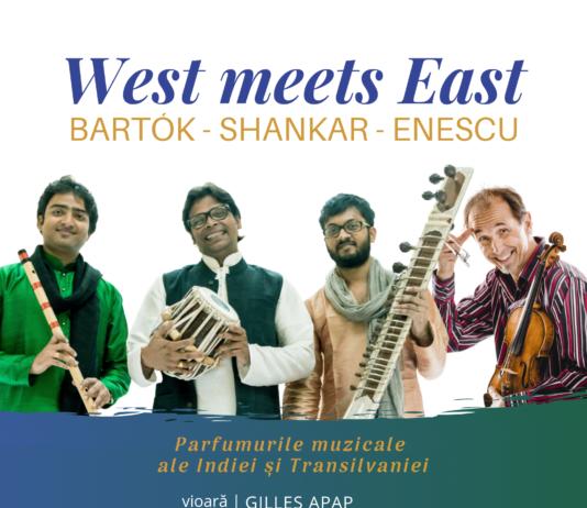 WEST MEETS EAST-afis