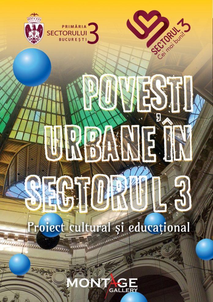 Povești Urbane Sectorul 3 afiș