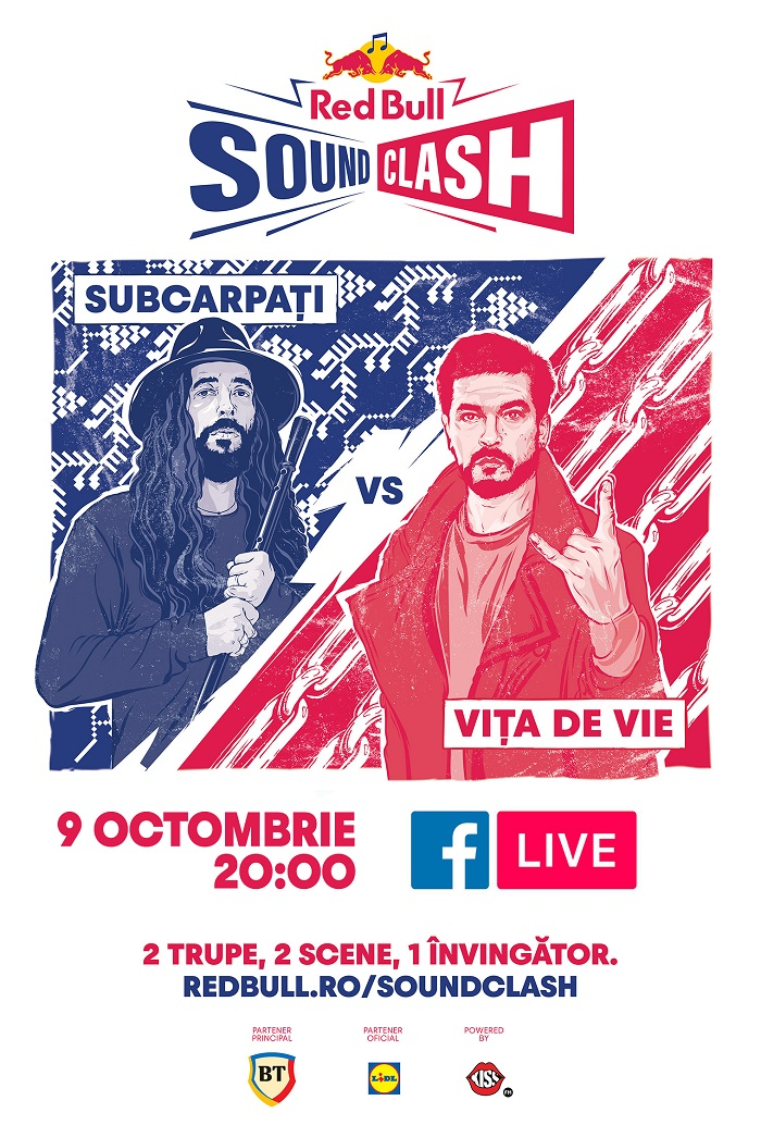 Subcarpați vs. Vița de Vie - Soundclash