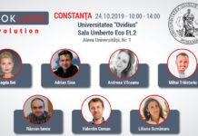 Revin Conferințele BookLand Evolution la Constanța, pe 24 octombrie