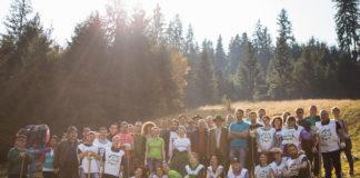 Impaduririle de toamna au inceput la Rosia Montana afiș