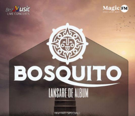 Bosquito lansare de album