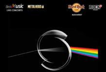 Tribut Pink Floyd cu Speak Floyd la Hard Rock Cafe pe 25 octombrie