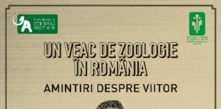 """""""Un veac de Zoologie"""" la Galati, Complexul Răsvan Angheluţă afiș"""