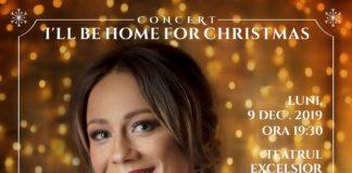 Viorica Pintilie concert de Crăciun afis
