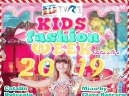 Kids Fashion Week-afis