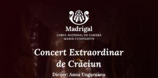 Corul Madrigal-afis