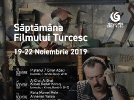 Săptămâna Filmului Turcesc afiș