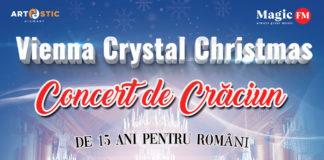 Johann Strauss -Vienna-Crystal-Christmas-2019 afiș