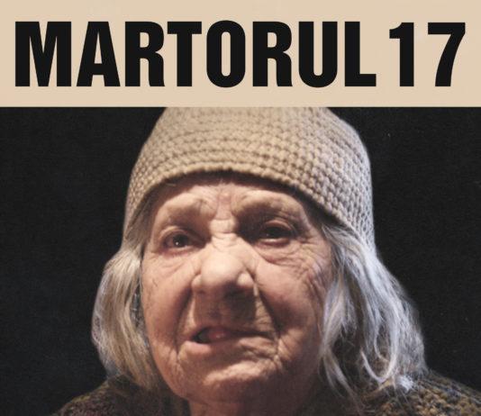 MARTORUL 17-afis