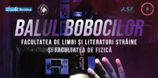 Balul Bobocilor Facultății de Limbi și Literaturi Străine 2019