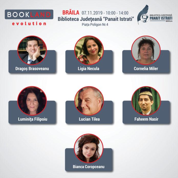 Conferințele BookLand Evolution Braila
