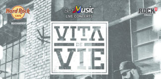 concert Vita de Vie electric afis