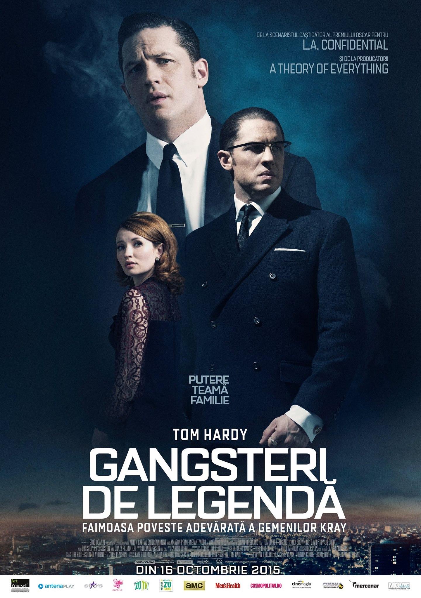 Gangsteri de legendă