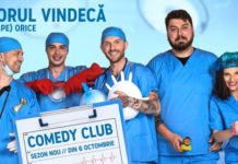 Comedy Club afis