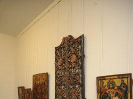 afis Muzeul Colecțiilor de Artă