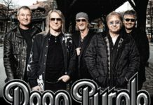 Deep Purple + Monster Truck afiș