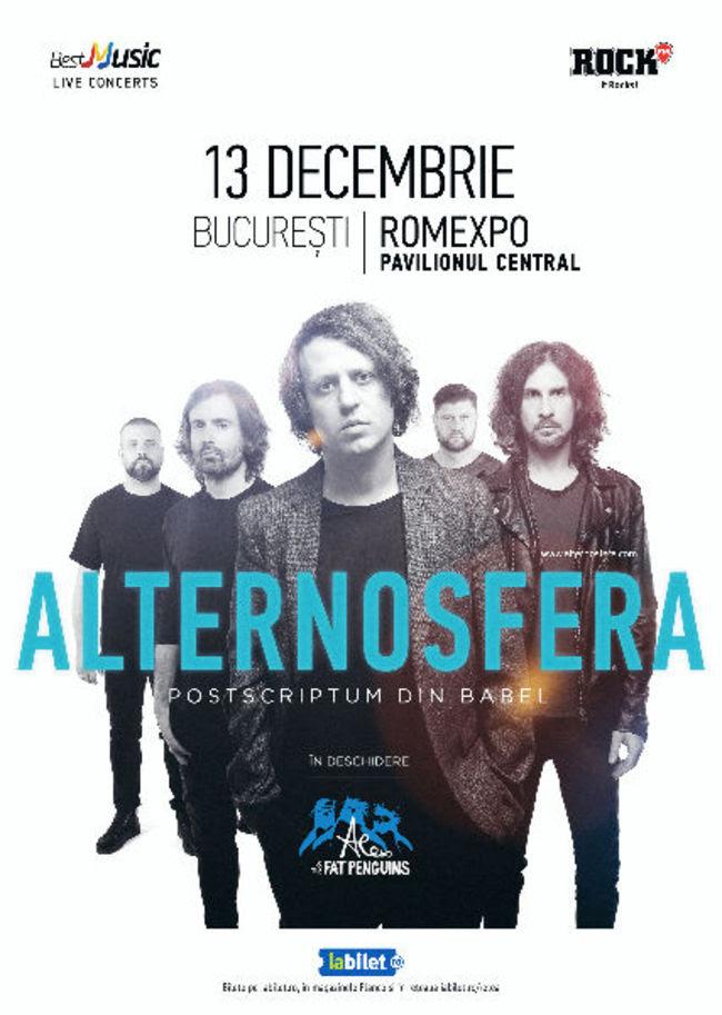 Alternosfera revine la București Romexpo