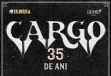 CARGO 35 ani afis