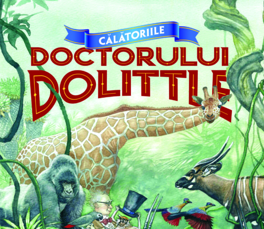 afiș Doctorul Dolittle
