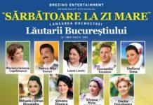 Lăutarii Bucureștiului-afiș