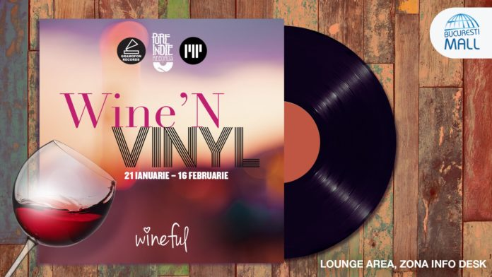 Wine'N'Vinyl afis