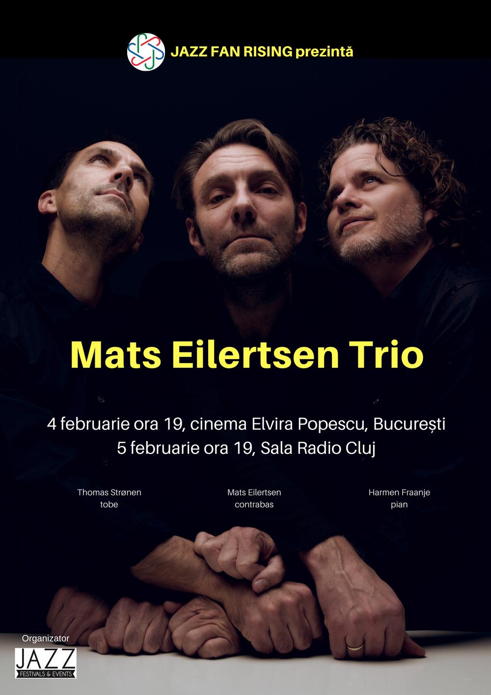 afis Mats Eilertsen Trio