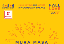Fall in Love Festival 2020, afis