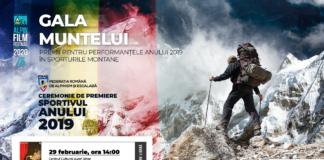 ALPIN FILM FESTIVAL Gala Muntelui