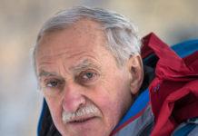 Alpinistul Krzysztof Wielicki