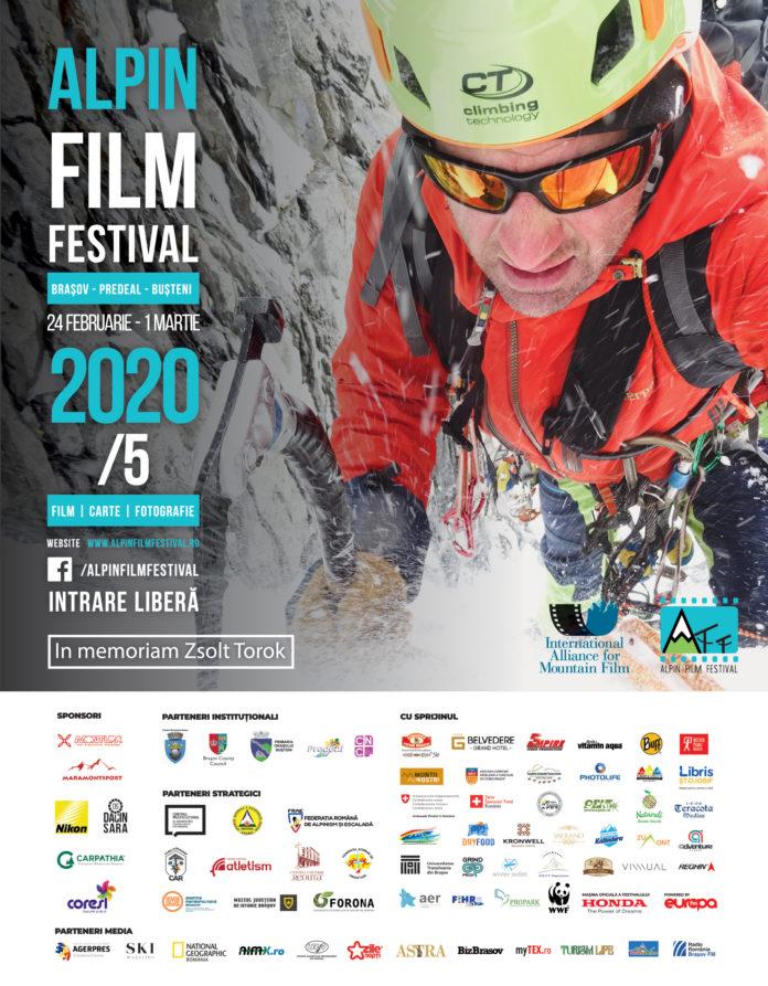 Alpin Film Festival, afiș