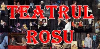 Programul de la Teatrul Roșu, afis