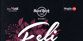 Feli concert Hard Rock Cafe