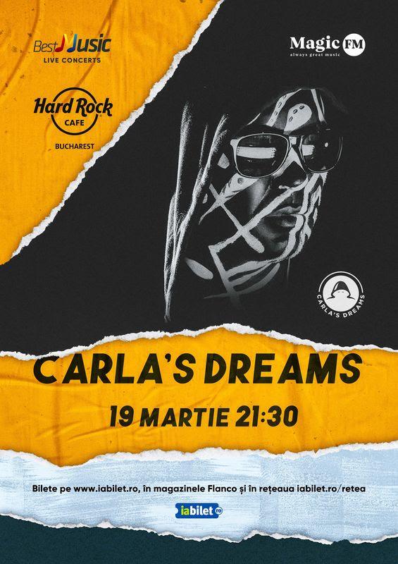 Carla's Dreams-afis