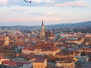 Cele mai frumoase orașe din România