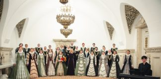 Programului Național Cantus Mundi-afiș