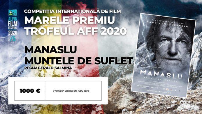 Alpin Film Festival,afiș
