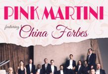 Pink Martini, afiș