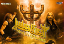 Judas Priest, afiș