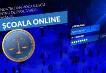 Platformă online de cursuri demonstrative, lansata de Fundația Dan Voiculescu afiș