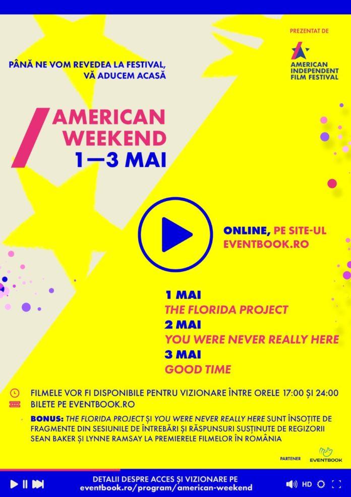 American Weekend-afiș