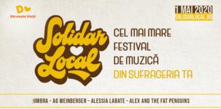 iaBilet.ro, 1 mai, SolidarLocal Festival