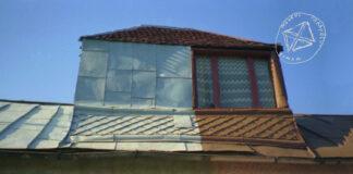 Casa de-a casa la Muzeul Țăranului afiș