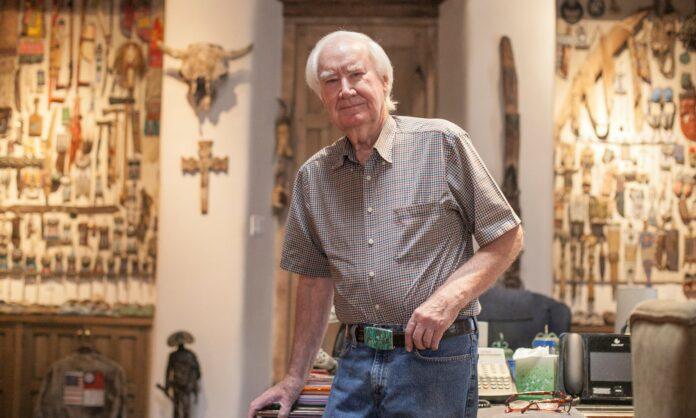 Forrest Fenn la 89 de ani