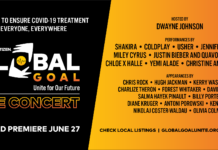 afis Global Goal: Unite For Our Future