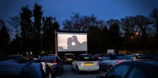 Cinema Drive-In!