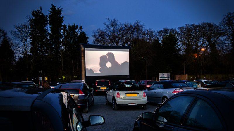 Cinema Drive-In!